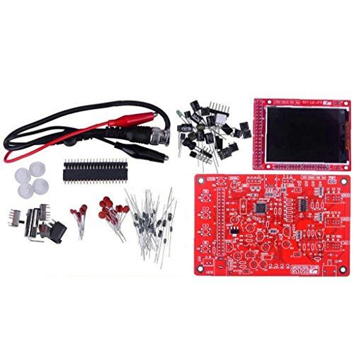 Sanfiyya DSO 138 DIY Kit osciloscopio 2.4