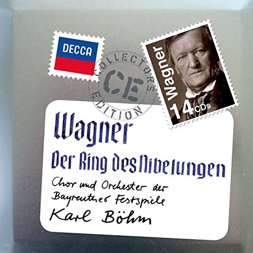 Der Ring Das Nibelungen (Box14Cd)(L'Anello Del Nibelungo,Tetralogia)
