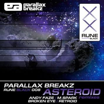 Parallax Breakz - Asteroid