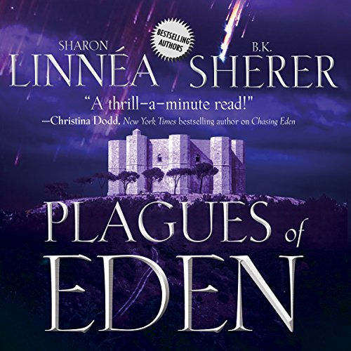Plagues of Eden audiobook cover art