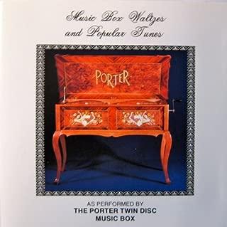 Music Box Waltzes and Popular Tunes