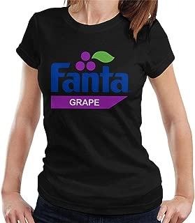 Grape Retro 1980s Logo Women's T-Shirt