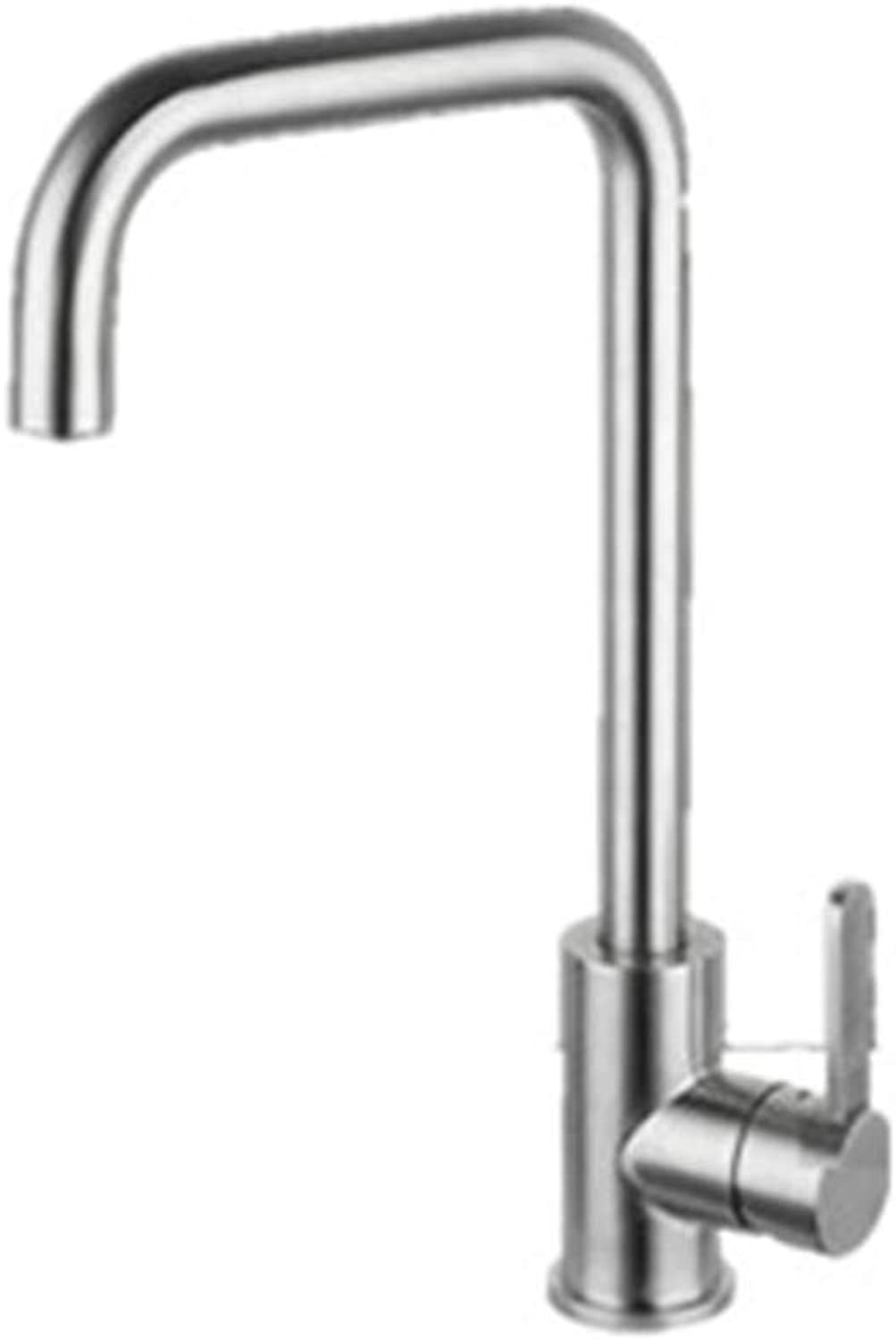 LYBSD Bathroom Sink Taps Hot and cold basin faucets can be turned into the bathroom sink kitchen. Kitchen faucet piping