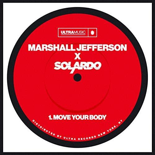 Marshall Jefferson & Solardo