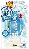 サナ なめらか本舗 美白ジェル美容液マスク 22mL×5枚 常盤薬品工業