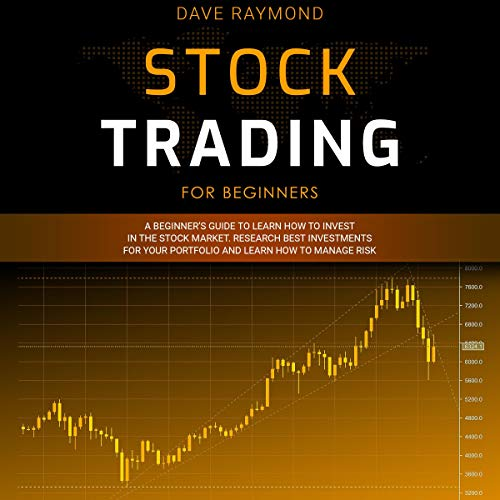 Stock Trading for Beginners cover art