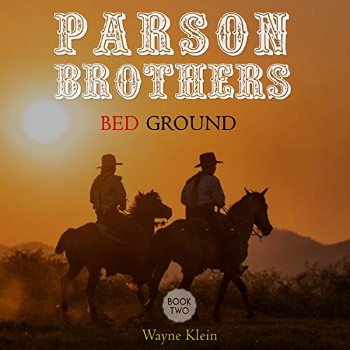 Bed Ground: A Western Short Story audiobook cover art