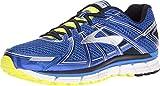 Brooks Adrenaline GTS 17, Chaussures de Gymnastique Homme, Bleu (Electric Blue/Black/Nightlife), 45 EU