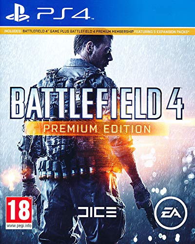 Battlefield 4 Premium Edition (Playstation 4) [ ]