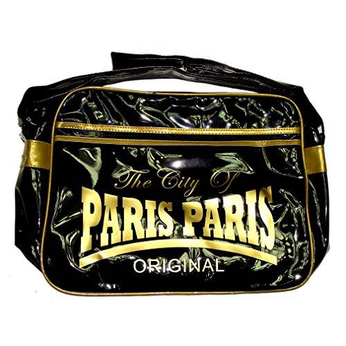 Sac Sport Paris Robin Ruth - Noir