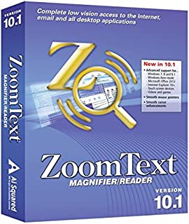 zoomtext software