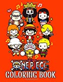 One Piece Coloring Books: Anime Coloring Books for One Piece Fans