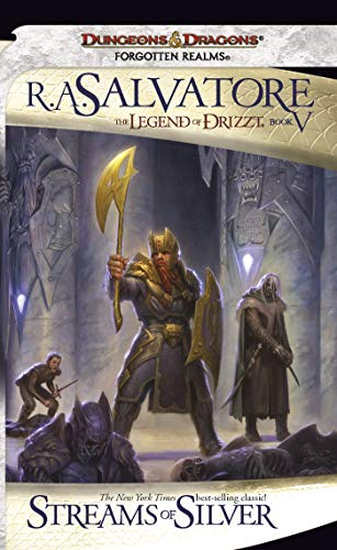 Streams Of Silver (The Legend of Drizzt, Band 5)