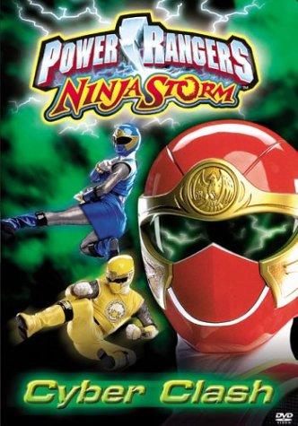 Power Rangers Ninja Storm - Cyber Clash