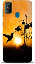 PRINT STATION Printed Back Case Cover for Samsung Galaxy M30s - 6623