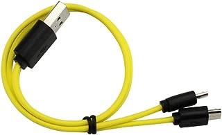 drf8090w-eop Cordon de c/âble dadaptateur de connecteur dextension USB 2.0 m/âle /à m/âle Noir