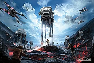 Star Wars Battlefront poster