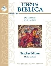 Lingua Biblica Old Testament Translation Course Teacher Manual Book