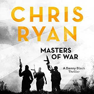 Masters of War audiobook cover art