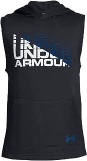 Under Armour Boys Rival Sleeveless Hoodie