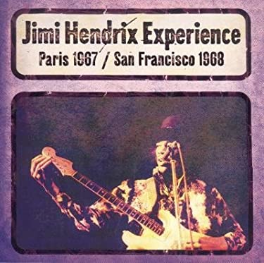 Paris 1967 / San Francisco 1968 (Live)