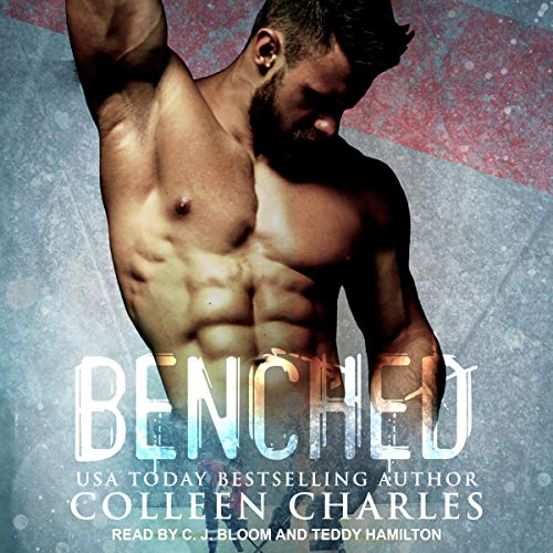 Benched audiobook cover art