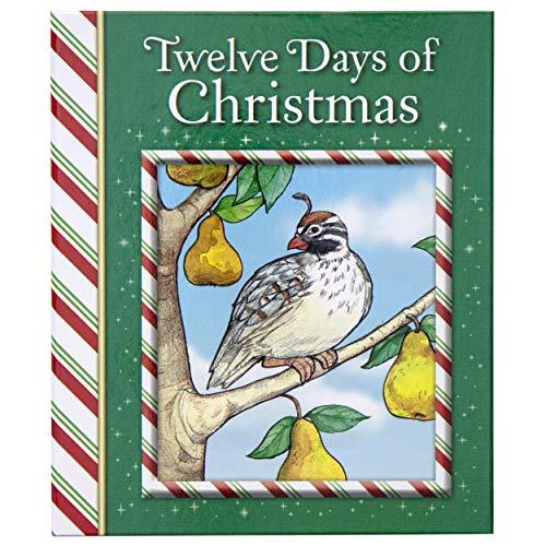Twelve Days of Christmas - Hardcover Christmas Book (Christmas Rainbow Books)
