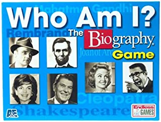 Who Am I - The Biography Game