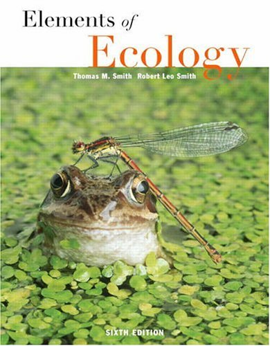Elements of Ecology (6th Edition)