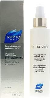 PHYTO Phytokératine Repairing Thermal Protectantant Spray, 5.07 fl oz