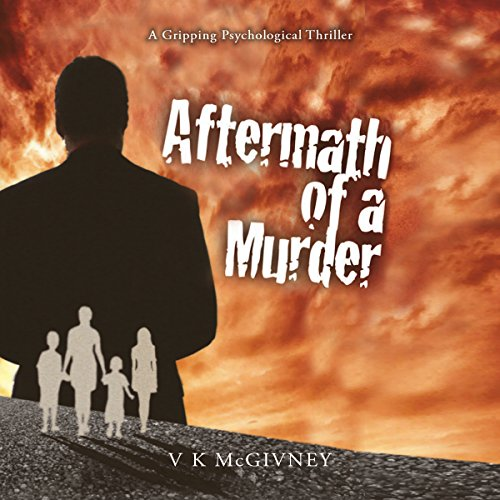 Aftermath of a Murder audiobook cover art