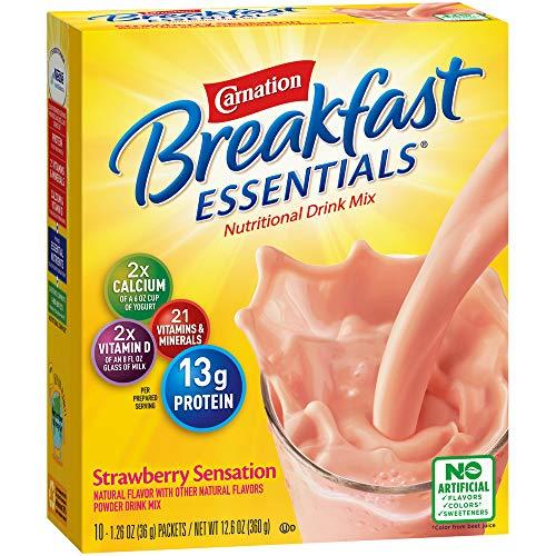 Best carnation instant breakfast strawberry powder for 2020
