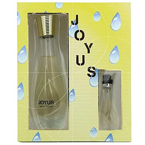 Coffret femme Joyus Eau de parfum + miniature Real Time