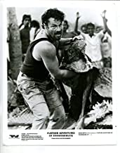 MOVIE PHOTO: Further Adventures Of Tennessee Buck-David Keith-8x10-B&W-Still-Comedy-Action-NM