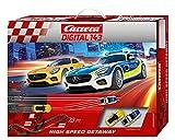 Carrera- High Speed Getaway, Multicolor (Stadlbauer 20040038)