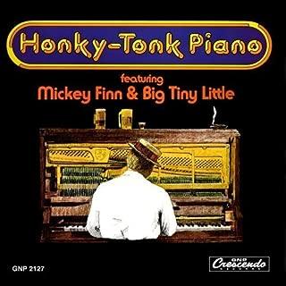 Honky-Tonk Piano by Mickey Finn & Big Tiny Little [Music CD]