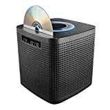 MEDION P64430 - Sistema audio micro WLAN con Amazon Alexa (impianto compatto, 2 x 15 W RMS, PLL UKW, DLNA, lettore CD/MP3, controllo vocale, funzione multiroom, streaming musicale, colore: nero