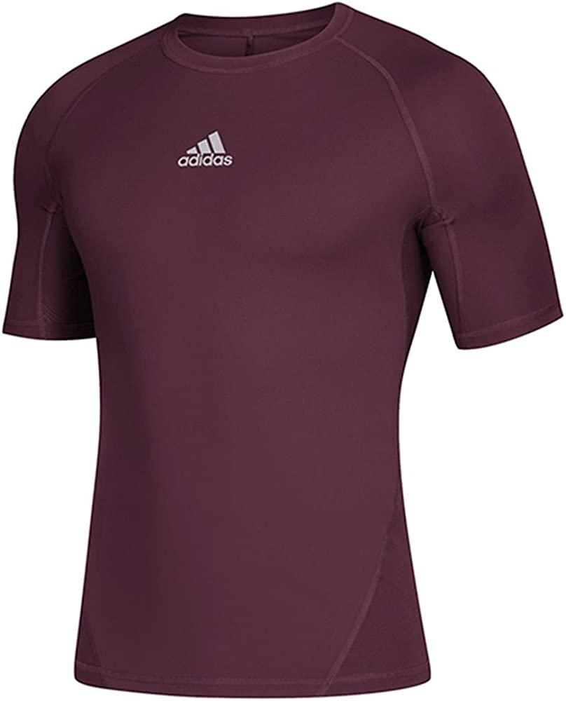 adidas Men's Training Alphaskin Tee Short Sleeve Sport 1着でも送料無料 お歳暮