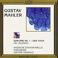 Symphony No 1 by GUSTAV MAHLER (1995-08-08)