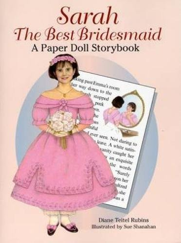 PAPER DOLL-SARAH THE BEST BRID: A Paper Doll Storybook (Dover Paper Dolls)
