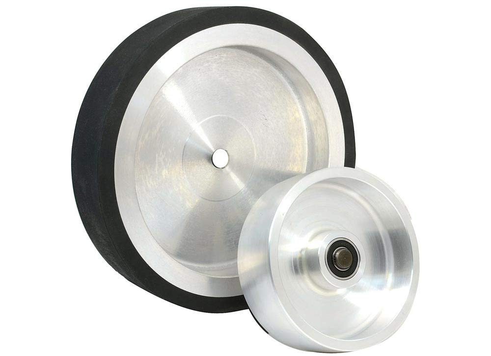 Burr King 1002K Contact Wheel, Assembly, 10