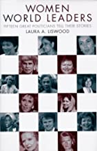 Women World Leaders by Laura Liswood (1995-09-11)