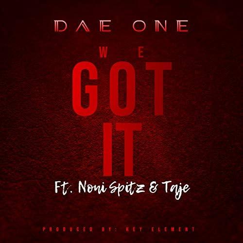 Dae One feat. Noni Spitz & Taje