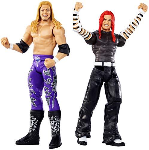 WWE Figura de acción grande Randy Orton 30cm (Mattel FMJ70)