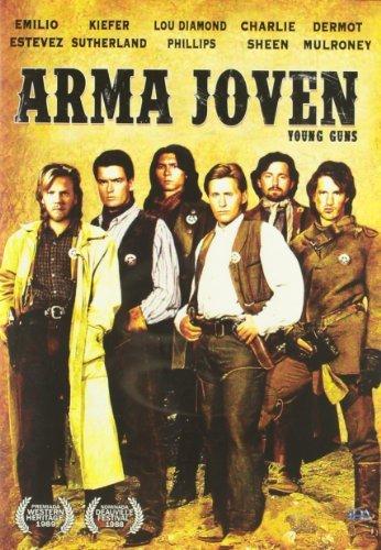 Arma Joven (Import Movie) (European Format - Zone 2) (2012) Varios