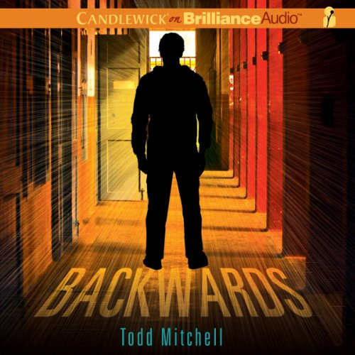 Backwards audiobook cover art
