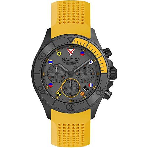 Nautica Lässige Uhr NAPWPC004