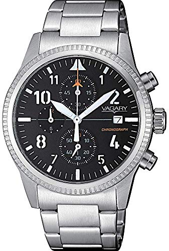 Chronograph heren Vagary By Citizen Flyboy sporthorloge IA9-811-51