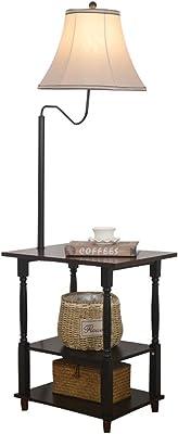 Lámparas de Pie Prime Lámpara de pie de hierro duradero Mesa de ...
