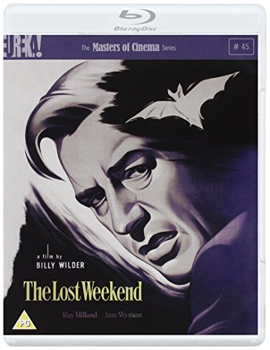 The Lost Weekend [Masters of Cinema] (Blu-ray) [1945] [UK Import]